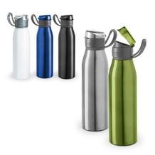 Trinkflasche aus Aluminium und AS