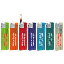 """Elektronikfeuerzeug """"COLORADO"""" in transcolor"""