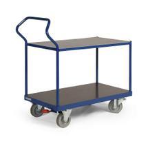 Ergotruck-Tischwagen - 2 Ladefächen - in 4 Größen
