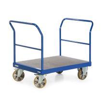 Schwerlast-Plattformwagen mit 2 Schiebebügeln - 4 Größen - Traglast 2200 kg