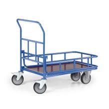 CC-Wagen - Ladefläche mit Geländer 1000 x 700 mm - Traglast 300 kg