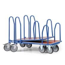CC-Wagen - Ladefläche mit Seitenbügel 1200 x 800 mm - Traglast 300 kg