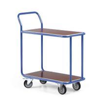 Magazinwagen 300 kg - Räder TPE Kugellager - 1000 x 600 mm