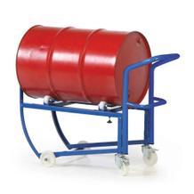 Fass- Kipp- und Fahrgerät mit Schiebebügel - Fassgröße 200 Liter