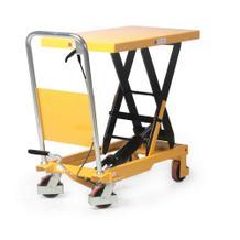 Hubtischwagen - Tragkraft 500 kg - Einfachschere