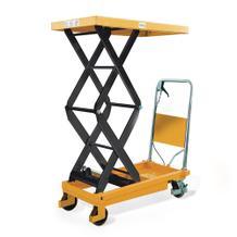 Hubtischwagen - Tragkraft 350 kg - mit Doppelschere