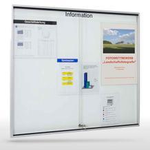 Organisationstafel - Magnettafel für den Innenbereich