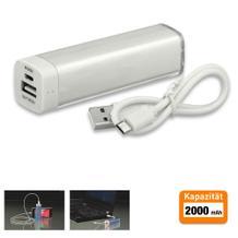Ladegerät Powerbank - Kapazität 2000 mAh