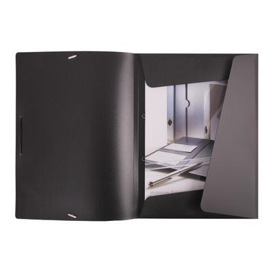 eckspannmappe f r din a4 formate. Black Bedroom Furniture Sets. Home Design Ideas