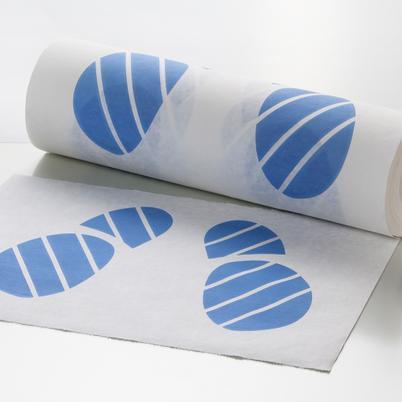 Einweg-Fußmatten für PKW aus Krepppapier (500 Stück)