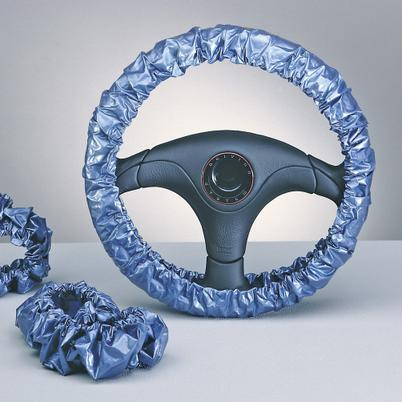 Mehrfach-Lenkradschutz mit Gummizug (für PKW)