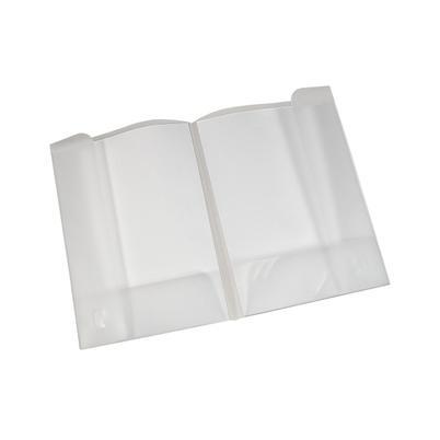 Präsentationsmappe mit seitlichen Laschen (VE mit 30 Stück)
