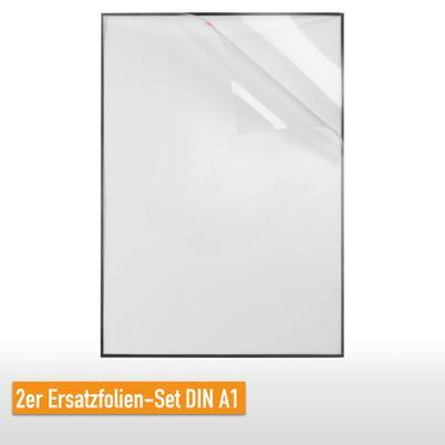 UV-stabilisierte Antireflex-Folientasche wasserdicht