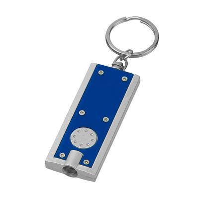 """Schlüsselanhänger """"Hudson"""" mit LED-Taschenleuchte"""