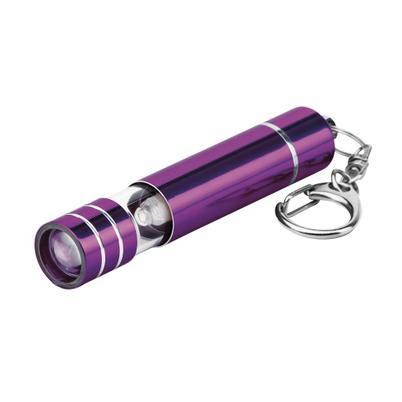 """LED-Taschenlampe """"GLOWER"""" aus Metall"""