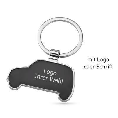 """Schlüsselanhänger """"SUV"""" aus Metall, in Geschenkbox"""
