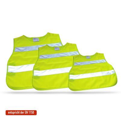 Warnschutzponcho für Kinder (3 Größen)