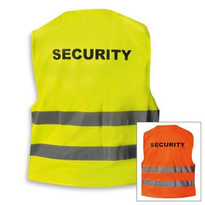 Qualitäts Warnweste - SECURITY