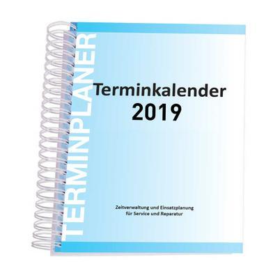 Werkstatt-Terminplaner für 2019