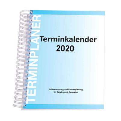 Werkstatt-Terminplaner für 2020