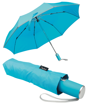Regenschirm mit Open-Close-System